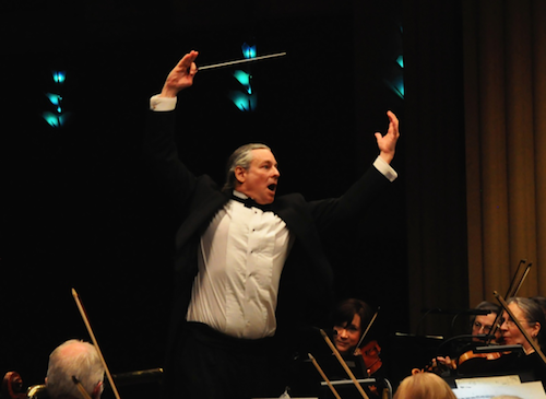 Conductor Victor Muenzer