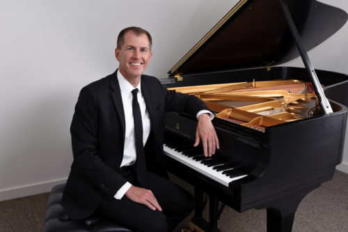 Pianist Andrew Palmer Todd